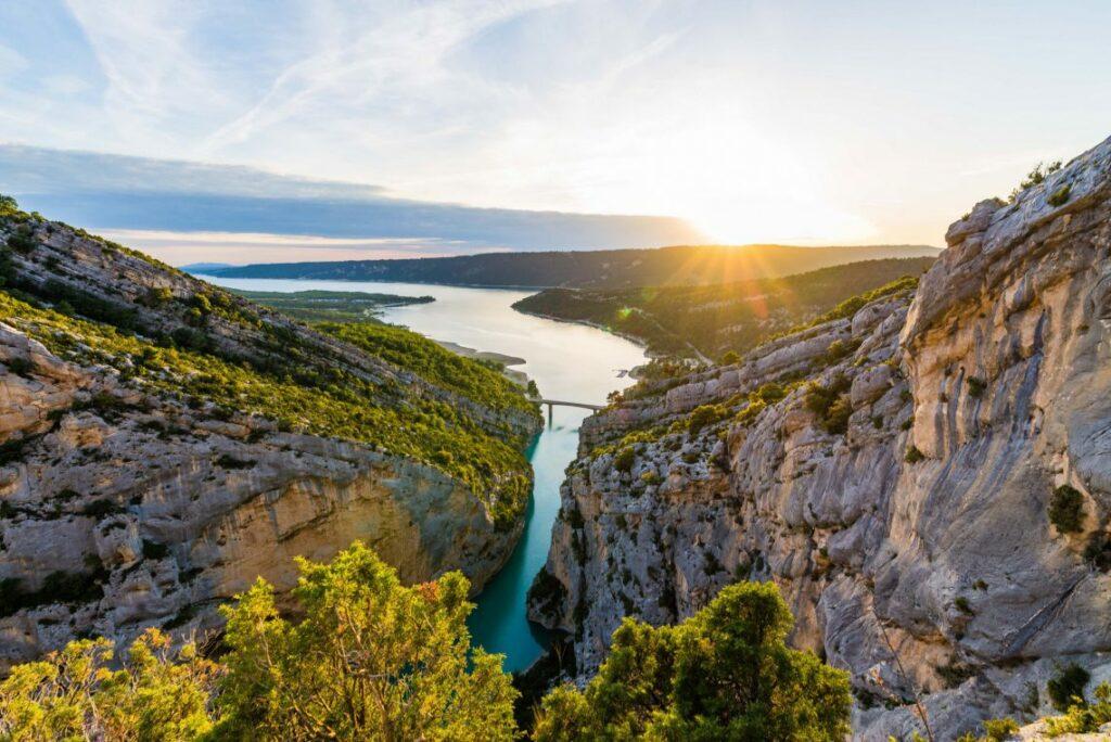 Les Gorges du Verdon - les meilleures activités près de Castellane